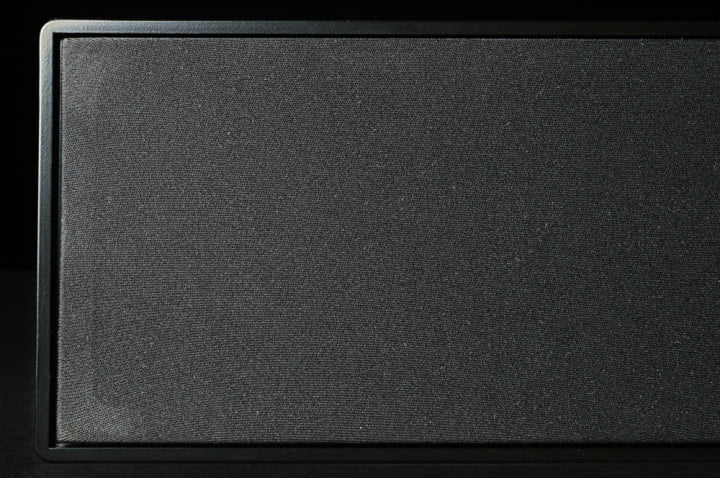 klipsch hd theater sb  review soundbar grill