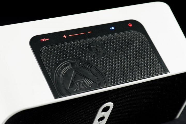 klipsch kmc  review speaker top pad