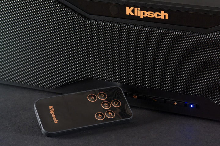 klipsch r  b review remote full