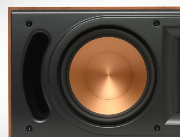 Klipsch RF 62 II Home Theater System Review  RC 62 center channel speaker driver