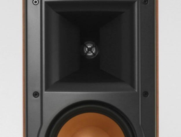 Klipsch RF 62 II Home Theater System Review tower speaker tweater