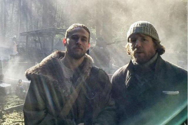 knights of the round table guy ritchie charlie hunnam