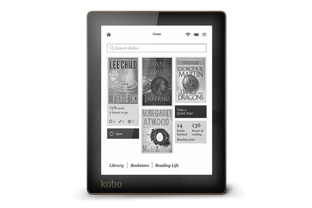 the most innovate thing kobo announced this week pocket partnership aura ereader press image