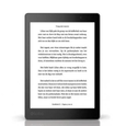 kobo aura one review product