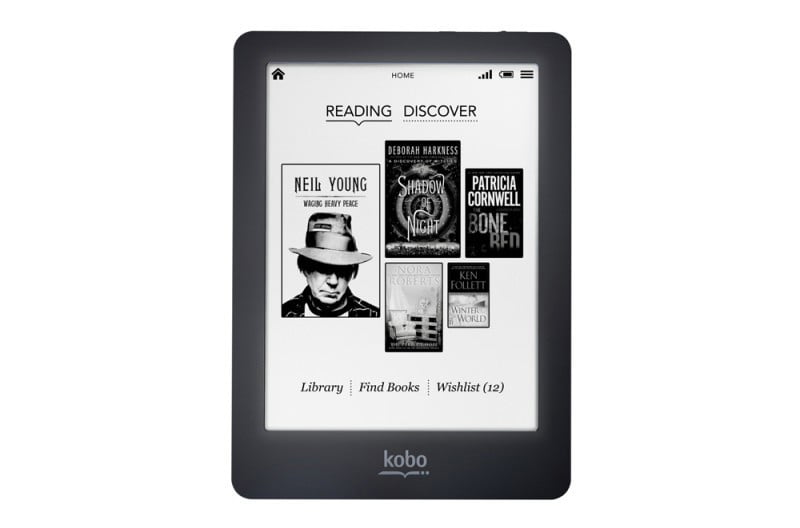 kobo glo e reader featured image