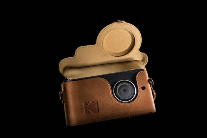 kodak ektra smartphone camera news case open