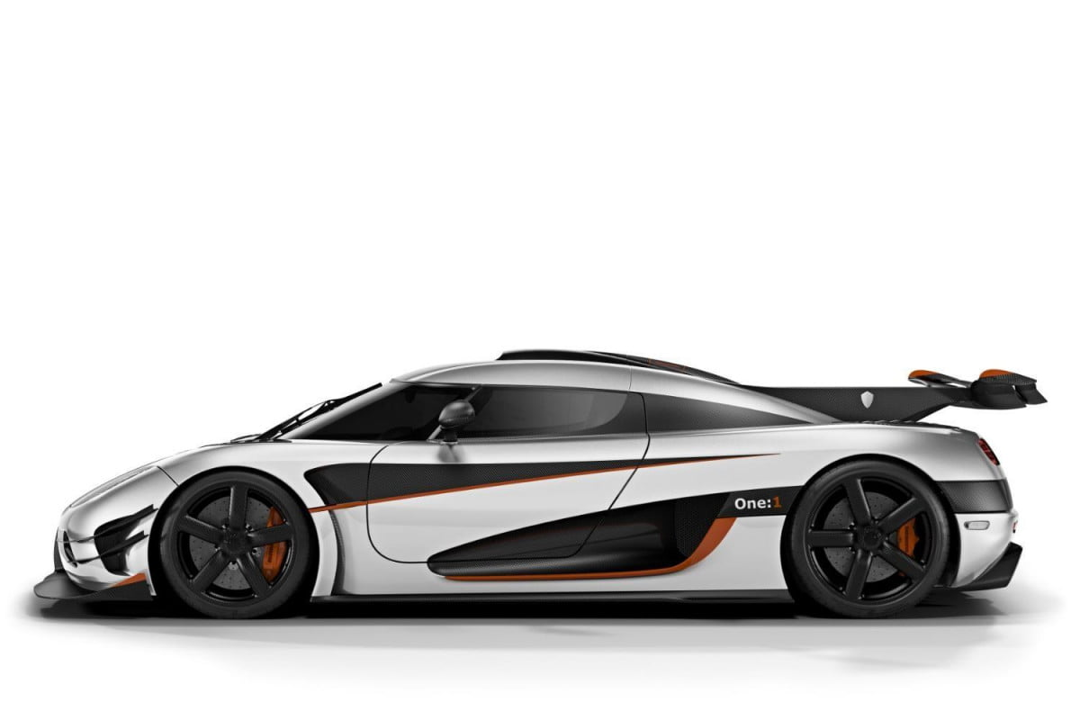 d printing plays big role koenigsegg one