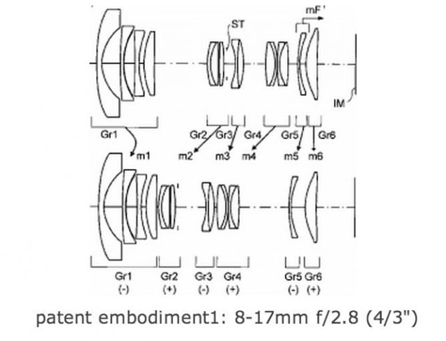 patent for micro  lens hints at konica minolta getting back into the camera biz rumored m t