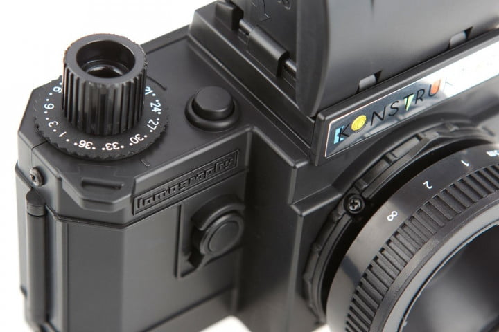 lomography unveils an slr you put together konstruktor detail