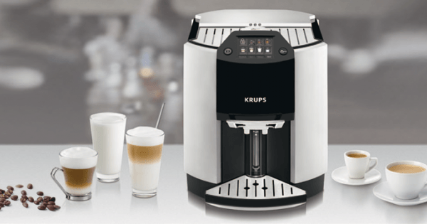 Krups ea9000 review digital trends for Best luxury coffee maker