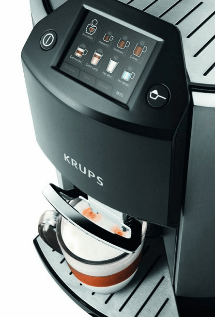 Krups EA9000 Review: The Cadillac of Personal Coffee Makers Digital Trends