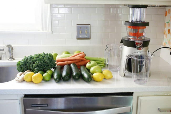 Krups Infinity Slow Juice Extractor : Set Loose the Juice With the Krups Infinity Slow Juicer ...