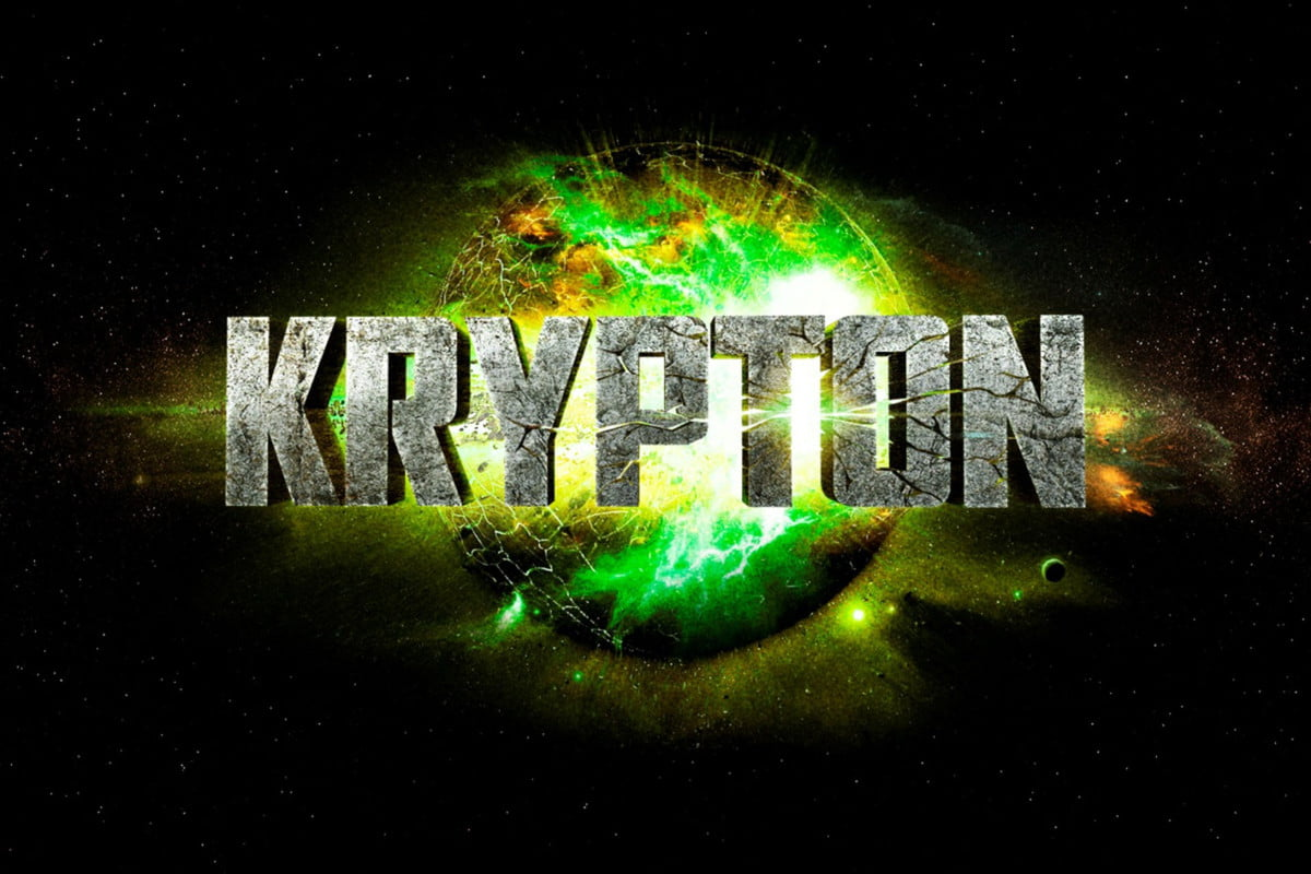 syfy orders krypton pilot a superman show without