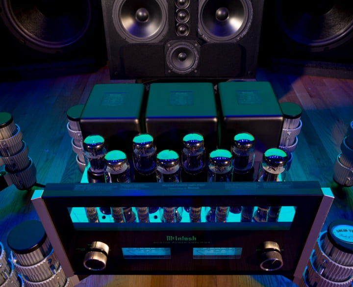 cine beta kipnis studio standard  million kss home theater mcintosh mc vacuum tube amplifier of