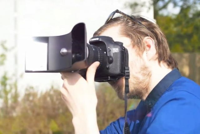 creating  d is a cinch thanks to the kula deeper accessory for dslr cameras kuladeeper on camera