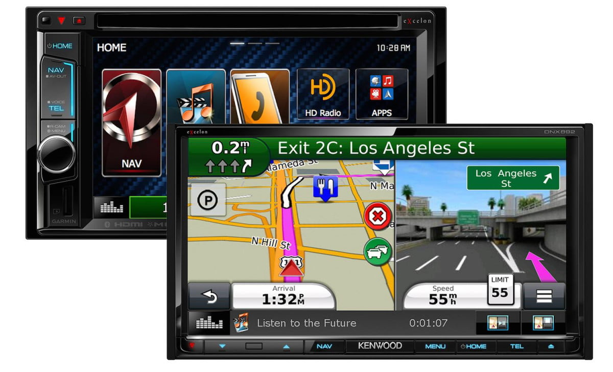 kenwood ships new dnx multimedia navigation receivers kw