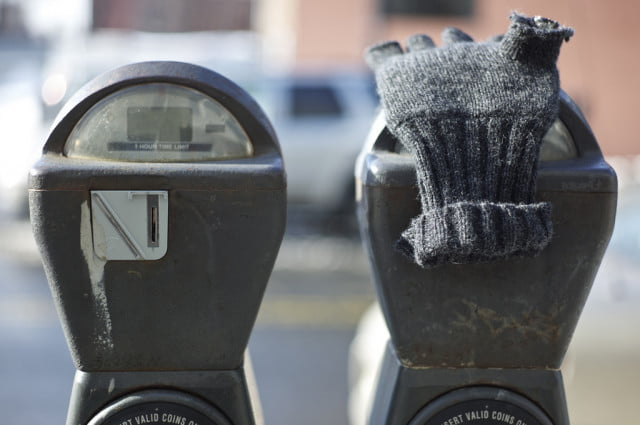 nyc parking meter smartphone l