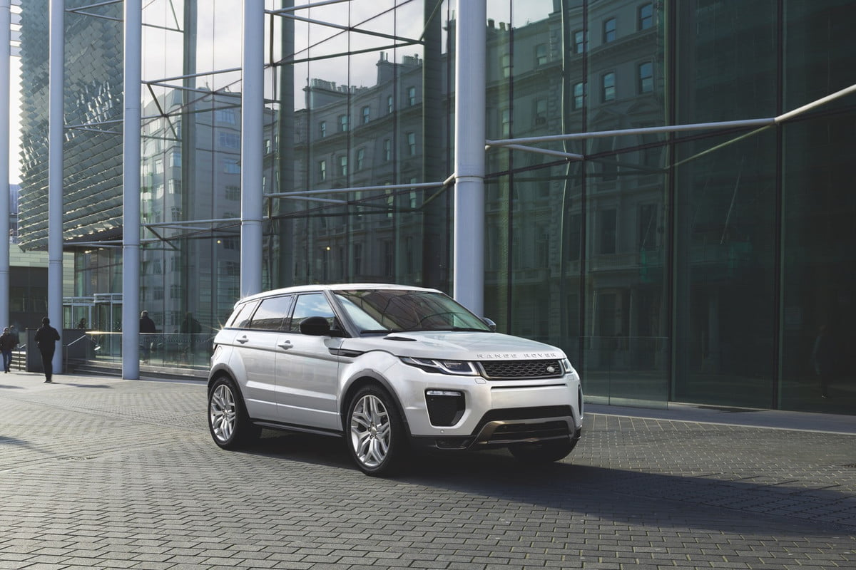 car hacking trick using radios near key fobs  land rover range evoque