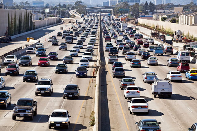 feds move require car safety communication la traffic  closure