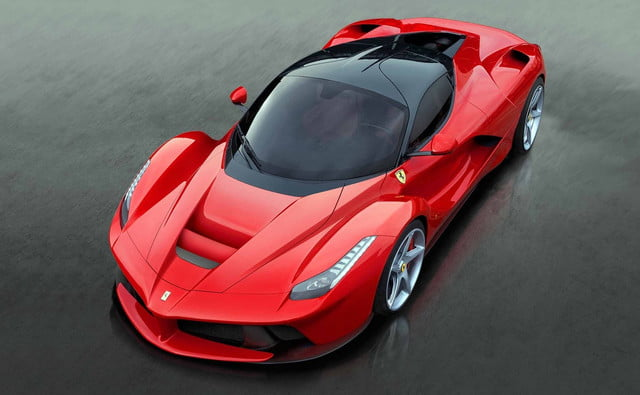 ferrari to follow up laferrari hypercar with more hybrids geneva  s hybrid supercar is finally revealed and it called