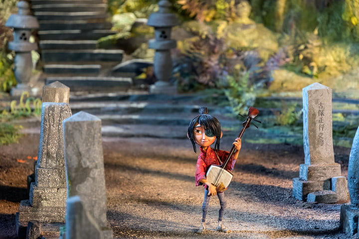 laika cgi  d printing stop motion kubo and the two strings studio tour
