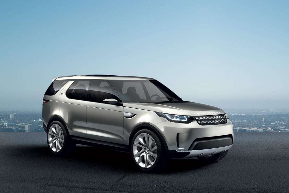 land rover discovery news specs rumors concept vision x