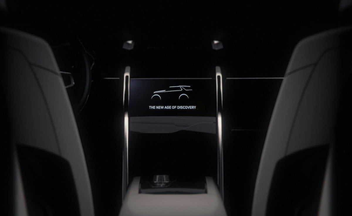 land rovers new york bound discovery vision concept will debut model also sub brand rover teaser