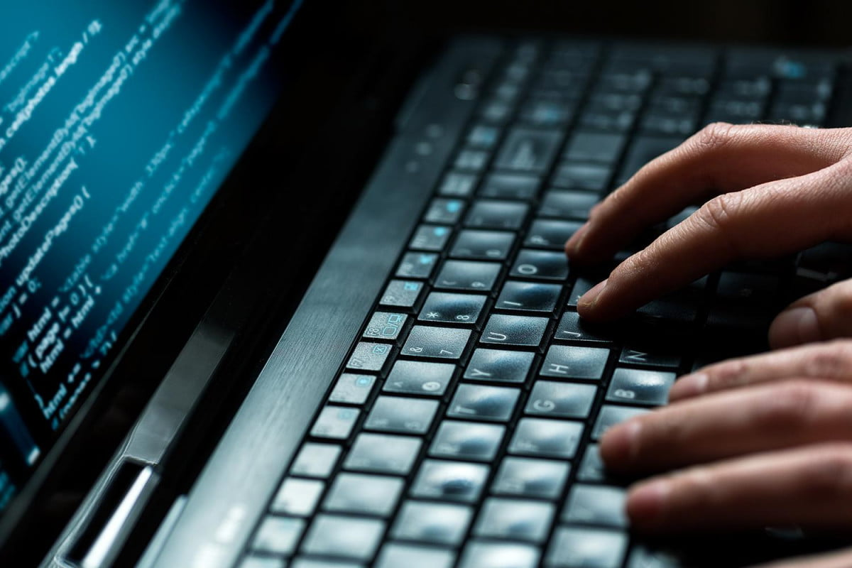 businesses and cyber security firms are coming up with creative ways to fight hackers laptop hacker