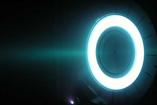 nuclear fusion reactor malfunction laser thruster