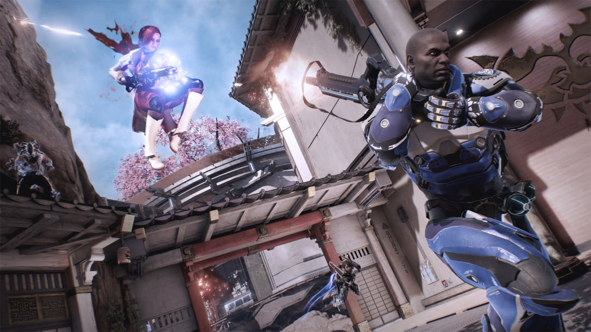 lawbreakers not free to play gdc  blindfire