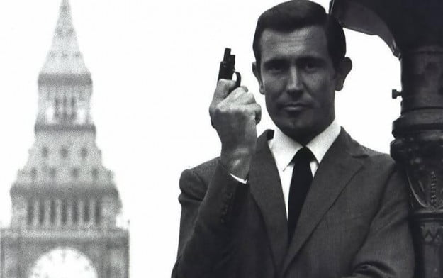 James Bond - George Lazenby
