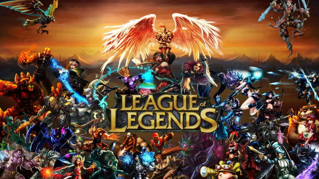 pc market grew in  led by mobile and gaming league of legends