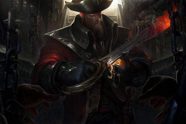 league of legends champion killed off gangplank