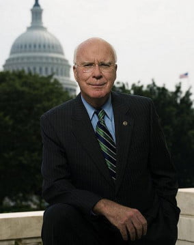 Leahy bill requires warrant for email spying