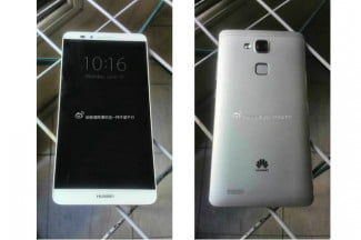 Leaked Ascend Mate 7