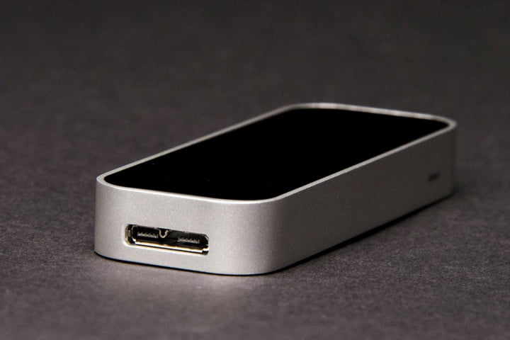leap motion controller review bottom angle