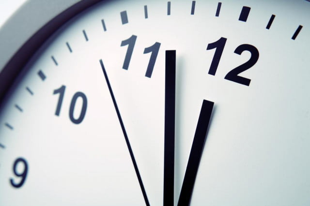 leap second news