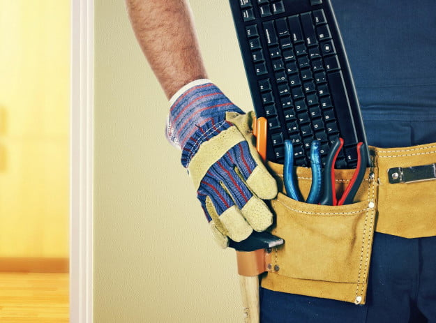 Learning to code is the new carpentry; grab a hammer now