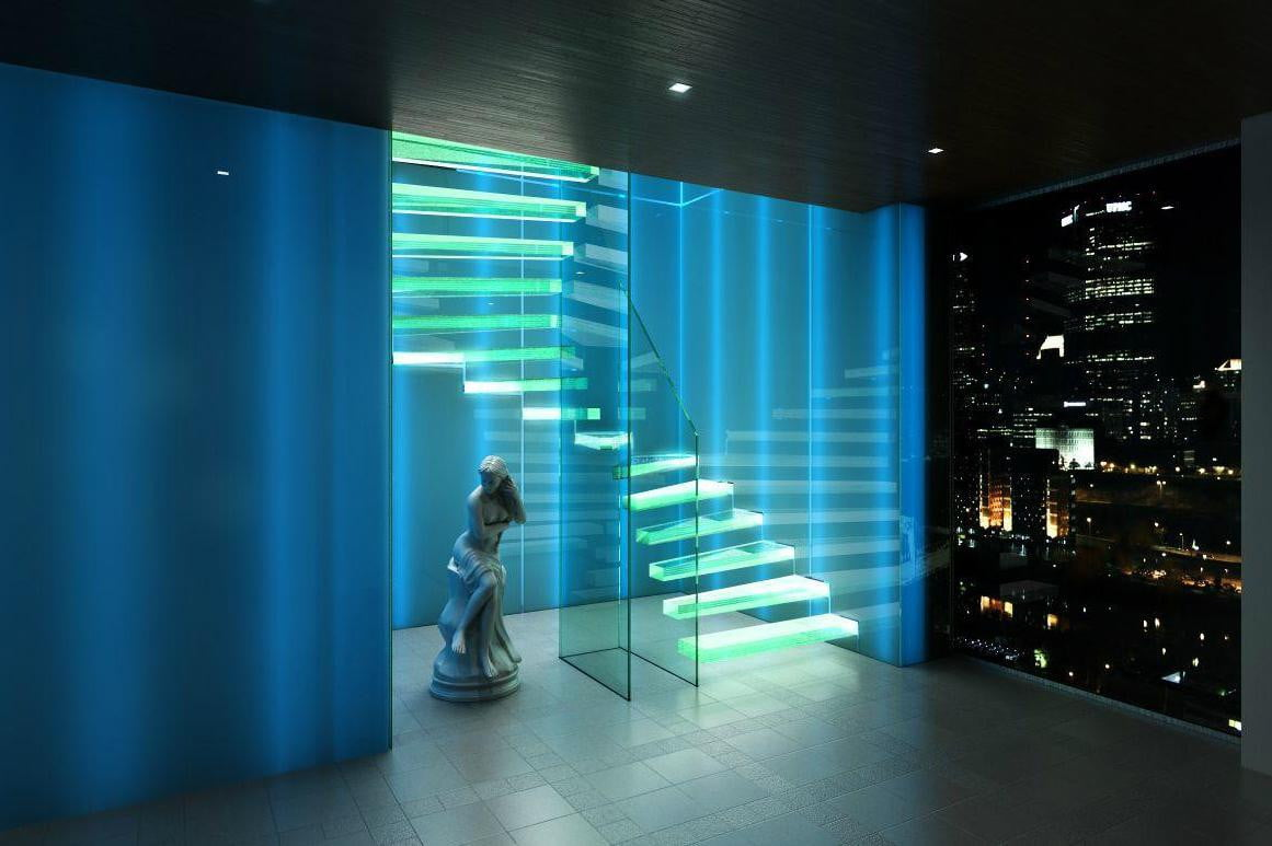 Led Light Strip Stairs 1161x773