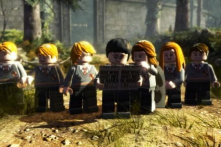 Lego-Harry-Potter Years 5-7 Vita review