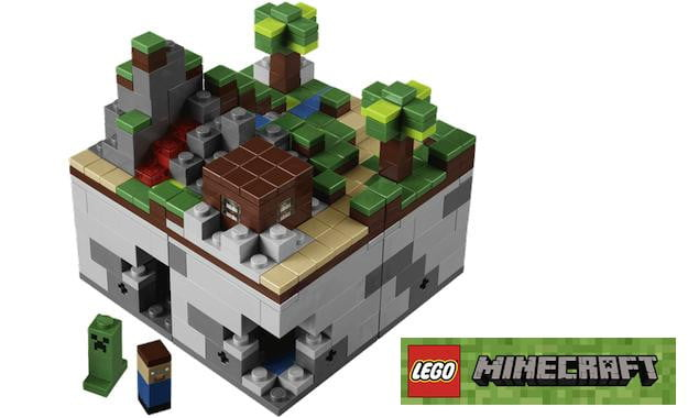 Lego Minecraft Official