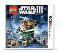 Lego Star Wars III: The Clone Wars 3D Review