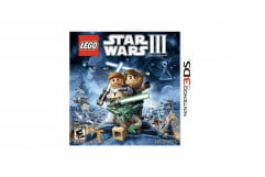 Lego Star Wars III: The Clone Wars 3DS review