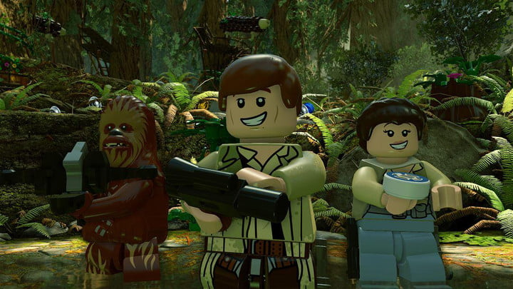 lego star wars the force awakens review