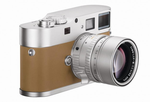 Leica M9-P Hermes Limited Edition leather camera
