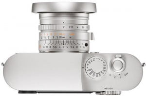 Leica M9-P Top limited Hermes edition
