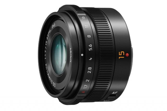 panasonic announces leica dg summilux  mm f lens micro four thirds mft