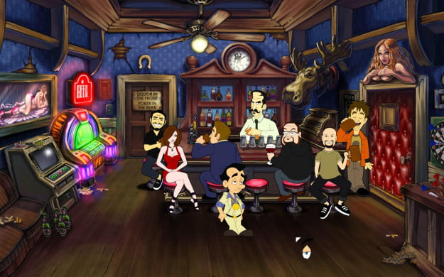 Leisure Suit Larry Reloaded Lefty's