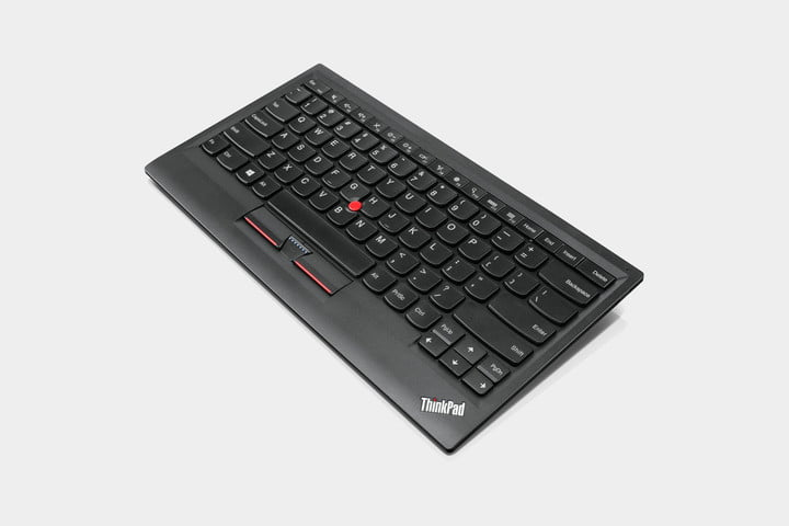 Lenovo Compact Bluetooth Keyboard with TrackPoint Thumb