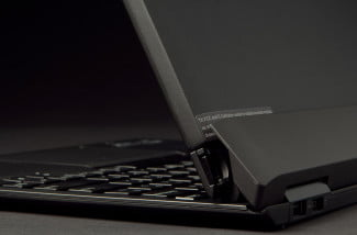 Lenovo Helix Review review hinge angle